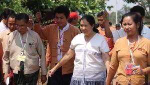 NLD visit Dr Cynthia